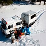 Tenapark, parque temático de nieve